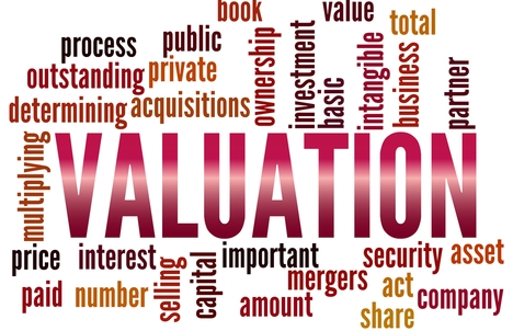 Busines Valuation Pricing