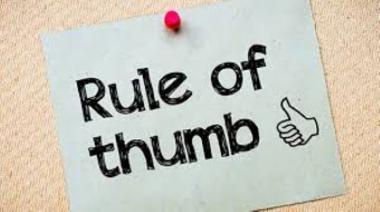 Rule of Thumb Business Valuations
